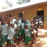 The Water Project: Emukangu Primary School -  Group Picture