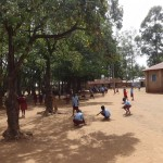 The Water Project: Emulakha Primary School -  School Grounds