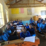 The Water Project: Bumini Primary School -  Students In Class