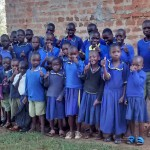 The Water Project: Iyenga Primary School -  Group Photo