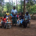 The Water Project: Emarembwa Community -  Training