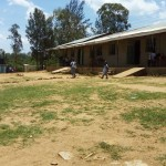 The Water Project: Chief Mutsembe Primary School -  Compound