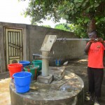 The Water Project: Tombo Bana Community -  Other Well