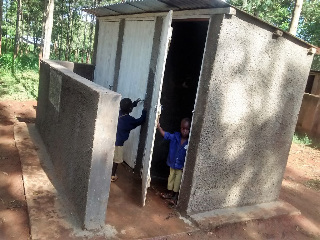 44 kenya4642 finished latrines