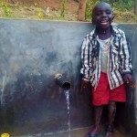 The Water Project: Bumavi Community -  Protected Spring