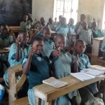 The Water Project: Eshisuru Primary School -  Students In Class