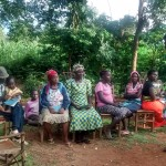 The Water Project: Eluhobe Community -  Training