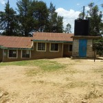 The Water Project: Chief Mutsembe Primary School -  Office Building