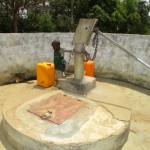 The Water Project: Kulafai Rashideen Primary School -  Seasonal Well