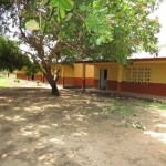 The Water Project: Kulufai Rashideen Secondary School -  School Compound