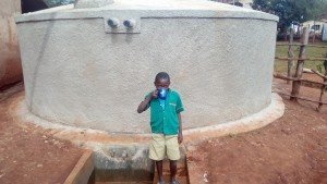 The Water Project : 57-kenya4644-finished-tank