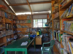 The Water Project:  School Library