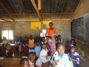 The Water Project:  Classroom