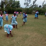 The Water Project: Muhudu Primary School -  Students Playing