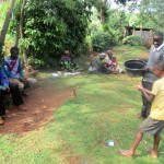 The Water Project: Kidinye Community A -  Training