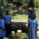 The Water Project : 6-kenya4828-students-fetch-water
