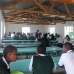 The Water Project: Ibinzo Girls Secondary School -  Dining Hall