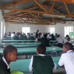 The Water Project: Ibinzo Girls Secondary School -  Dining Hall