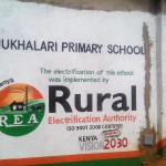 The Water Project: Emukhalari Primary School -  School Gisn