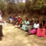 The Water Project: Shiamala Community -  Training