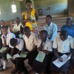 The Water Project: Bumira Secondary School -  Training