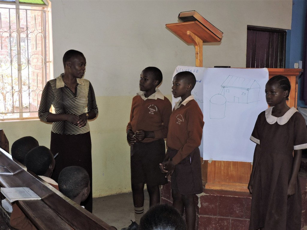 8 kenya4646 student leaders address training