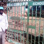 The Water Project: Eshisuru Primary School -  School Security Guard