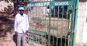 The Water Project:  School Security Guard