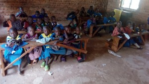 The Water Project:  Students In Classroom