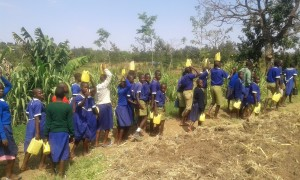 The Water Project : 8-kenya4670-fetching-water