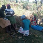 The Water Project: Bumavi Community -  Focused Group Discussions