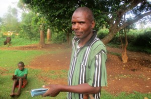 The Water Project:  Andrea Nyanje A Community Member