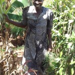 The Water Project: Igogwa Community -  Margaret Igunza