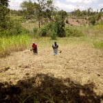 The Water Project: Bukhakunga Community -  Women Working On The Farm