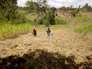 The Water Project:  Women Working On The Farm