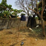 The Water Project: Benke Community, Turay Street -  Clothesline