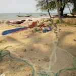 The Water Project: Kitonki Community -  Fishing Area