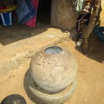The Water Project: Conakry Dee Community A -  Water Pot