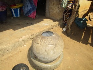 The Water Project:  Water Pot