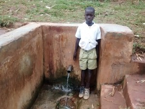 The Water Project : 9-kenya4663-pupil-at-muluwanda-spring
