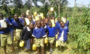 The Water Project : 9-kenya4670-fetching-water