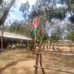 The Water Project: Emukhalari Primary School -  School Compound