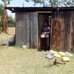The Water Project: Maganyi Primary School -  Kitchen