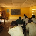 The Water Project: Kulafai Rashideen Primary School -  Students In Class