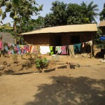 The Water Project: Conakry Dee Community A -  Household