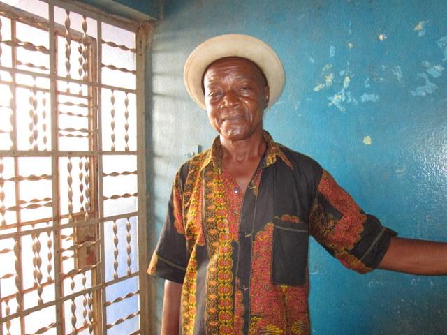 Interview #2 SGT Ibrahim Joseph Kargbo 5103
