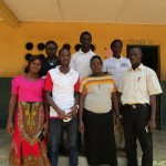 The Water Project: Gbaneh Bana SLMB Primary School -  Primary School Staff