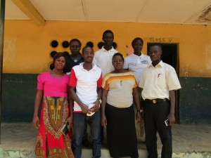 The Water Project:  Primary School Staff