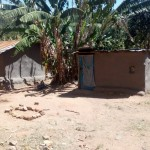 The Water Project: Handidi Community, Matunda Spring -  Homestead