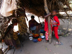 The Water Project : 10-sierraleone5127-outdoor-kitchen